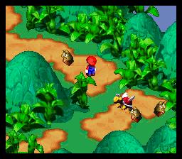 Super Mario RPG Outdoors