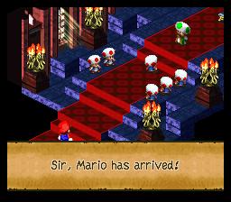 Super Mario RPG Palace