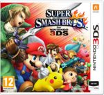 Super Smash Bros for 3DS Box