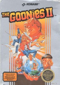 The Goonies II Box