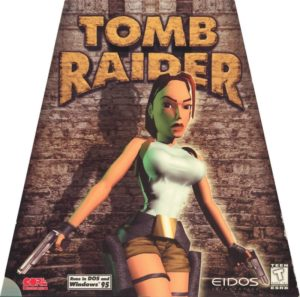Tomb Raider DOS Box