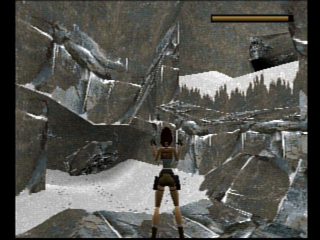 Tomb Raider Mountain
