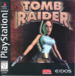 Tomb Raider PlayStation Box