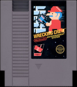 Wrecking Crew Cartridge