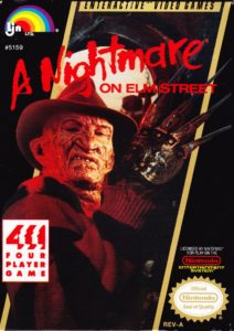 A Nightmare on Elm Street Box
