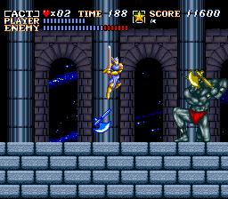 ActRaiser Boss Battle 2