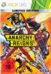 Anarchy Reigns Box