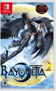 Bayonetta 2 Switch Box