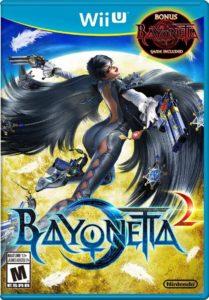 Bayonetta 2 Wii U Box