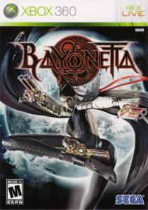 Bayonetta Xbox 360 Box