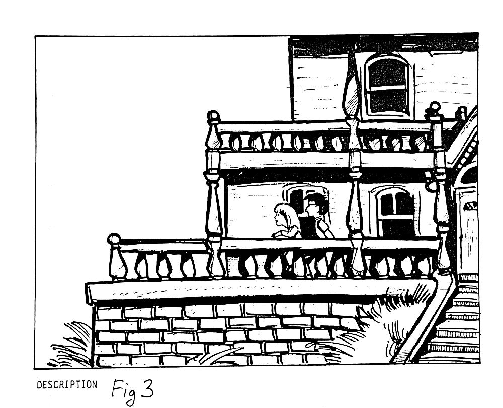 Maniac Mansion Concept Art 3