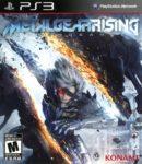 Metal Gear Rising - Revengeance Box