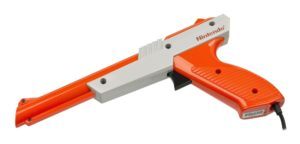 NES Zapper Orange