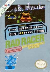 Rad Racer Box