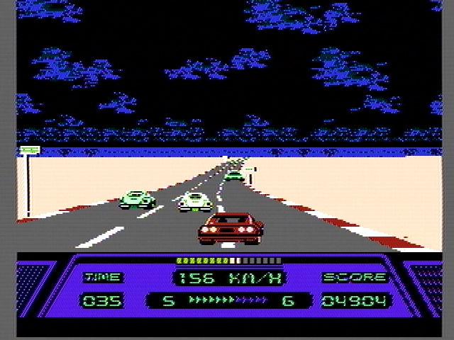 Rad Racer Racing 2