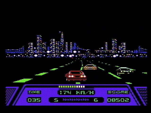 Rad Racer Racing 3