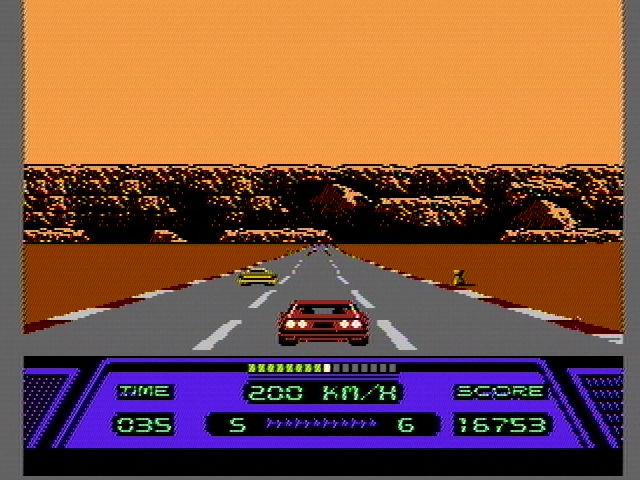 Rad Racer Racing 4