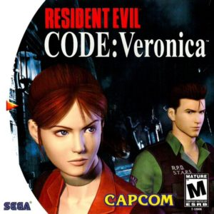 Resident Evil Code Veronica Box