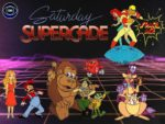 Saturday Supercade Characters