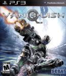 Vanquish PlayStation 3 Box