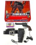 Wild Gunman Famicom Beam Gun Set