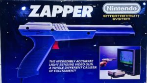 Zapper Grey Box