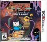 Adventure Time - Explore the Dungeon Because I Don't Know! Box