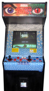 Altered Beast Arcade Cabine Front