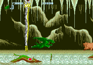 Altered Beast Dragon