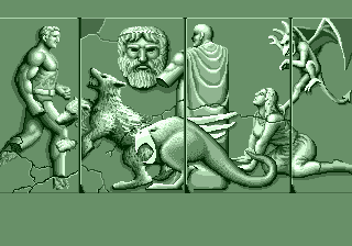 Altered Beast Intro