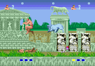 Altered Beast Stage 1