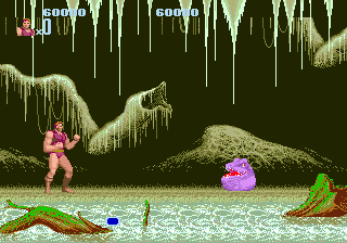 Altered Beast Stage 2