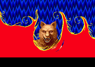 Altered Beast Wolf Transformation
