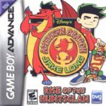 American Dragon - Jake Long - Rise of the Huntsclan Box