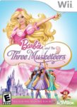 Barbie and the Three Musketeers Box