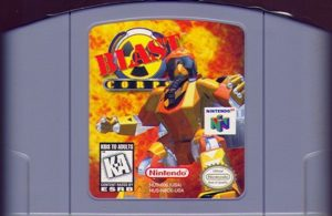 Blast Corps Cartridge