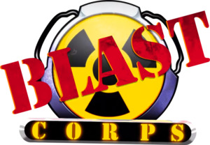 Blast Corps Logo
