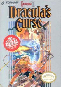 Castlevania III - Dracula's Curse Box
