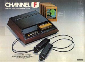 Channel F Box