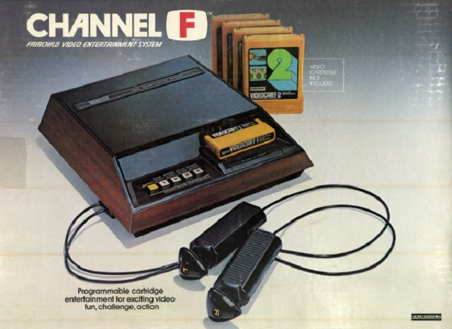 Channel F Box
