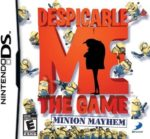 Despicable Me - The Game - Minion Mayhem Box