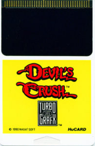 Devil's Crush HuCard