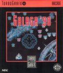 Galaga '90 Box