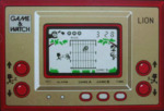 Game & Watch - Lion