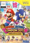 Mario & Sonic at the London 2012 Olympic Games Box