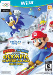 Mario & Sonic at the Olympic Winter Games - Sochi 2014 Box