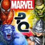 Marvel Puzzle Quest Box
