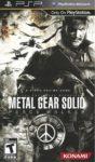 Metal Gear Solid - Peace WalkerBox