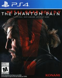 Metal Gear Solid V - The Phantom Pain Box
