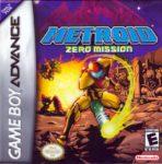 Metroid Zero Mission Box